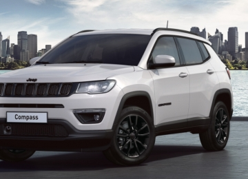 Jeep Compass 1.3 Turbo T4 150 CV aut. 2WD NIGHT EAGLE